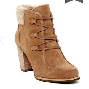 UGG Analise shearling boots